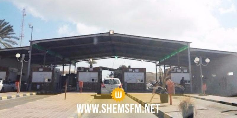 بن قردان: 4000 مسافر مروا عبر معبر راس جدير خلال الـ24 ساعة الفارطة