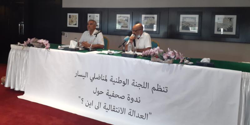 اللجنة الوطنية لمناضلي اليسار تطالب رئيس الدولة بالاعتذار