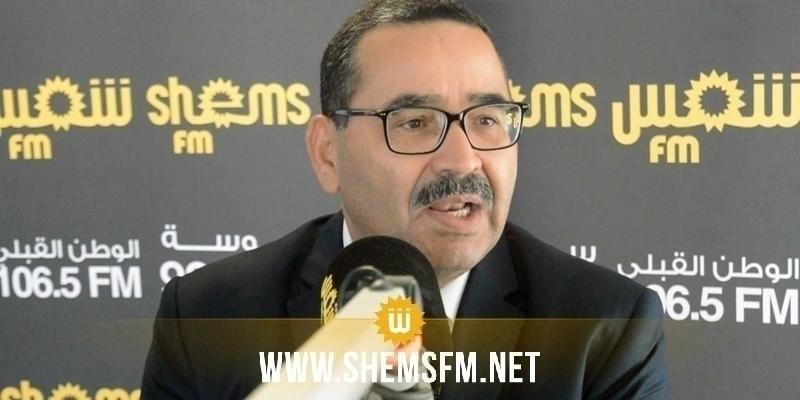 زهير حمدي: ''القانون الإنتخابي والنظام السياسي  يجب أن يكون نتاج حوار مجتمعي''