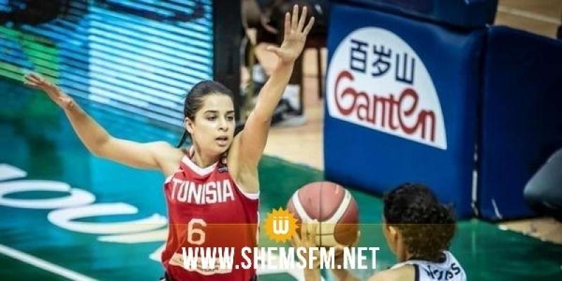 Afrobasket féminin 2021 : la Tunisie quitte le tournoi