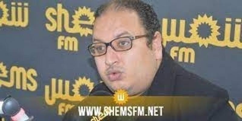 أيمن العلوي يدعو سعيّد  لتوضيح برنامجه وتسريع الاجراءات المتعلقة بالمرحلة المقبلة