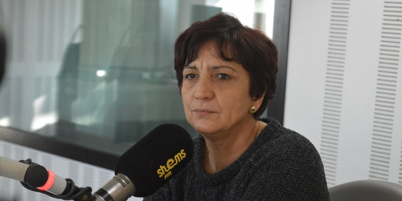 سامية عبو: 'رئيس الجمهورية مُتَحَيل وغير شجاع'
