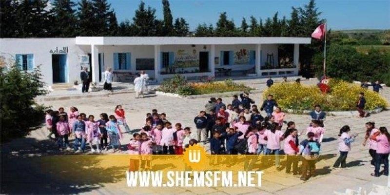 قبلي: أهالي منطقة ''أم  الفرث'' يحتجون بسبب الوضعية المتردية للمدرسة الابتدائية