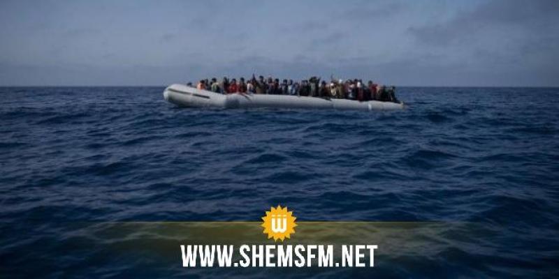 Évacuation de 153 migrants de différentes nationalités au large de Kerkennah