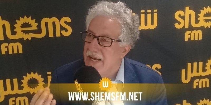 حمة الهمامي: ''نعمل على تكوين جبهة للتصدي لتمشي قيس سعيد ''