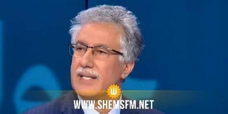 حمة الهمامي: ''لن نضع يدنا في يد النهضة وعبير موسي ''