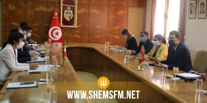 النقل البحري والموانئ البحرية: شقشوق يدعو إلى تفعيل اللجنة المشتركة التونسية الفرنسية