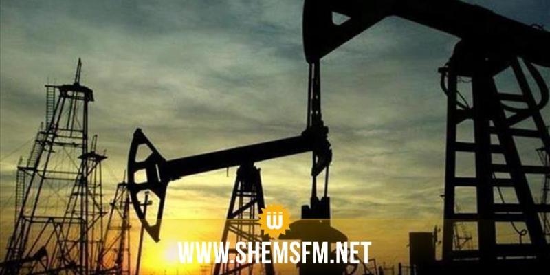 ارتفاع بـ14% في انتاج النفط الخام وبـ52% في الغاز الطبيعي