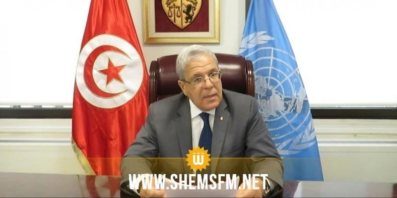تونس تدعو إلى مُعالجة أزمة الغذاء العالميّة من خلال تخفيف دُيون الدول النامية ومزيد الإلزام الدولي