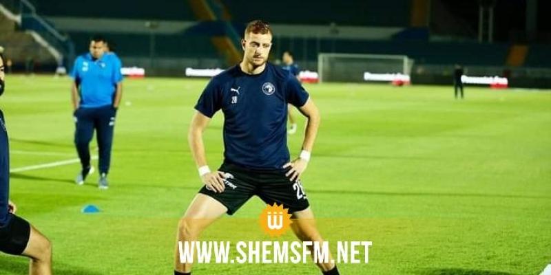 بن يوسف يسجل هدفه الأول مع بيراميدز المصري