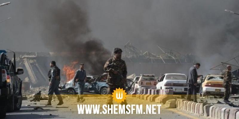 بينهم عناصر من طالبان: قتلى وجرحى  جراء إنفجار لغم أرضي في أفغانستان