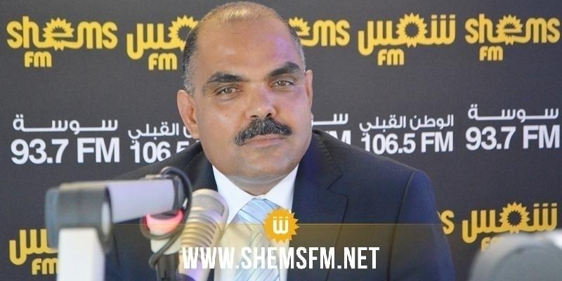 استقالة محمد القوماني من رئاسة لجنة إدارة الأزمة السياسية لحركة النهضة
