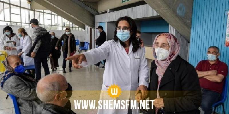 في اليوم السادس للتلقيح بمدنين: تطعيم 4817 مواطنا حتى الساعة الحادية عشرة صباحا