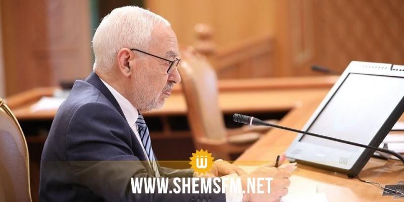 رياض الشعيبي: 'راشد الغنوشي لم يُفوض صلاحياته الدستورية'