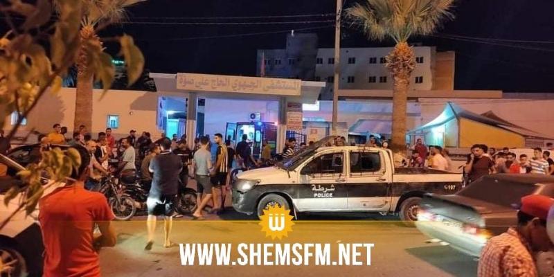 قصر هلال: وفاة شخص وإصابة 5 آخرين في عملية دهس