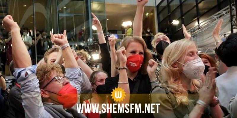 ألمانيا.. الاشتراكيون الديمقراطيون يفوزون بالانتخابات البرلمانية