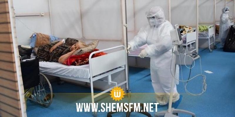 كورونا: عدد المقيمين بالمستشفيات والمصحات يتراجع إلى 1627 مصابا