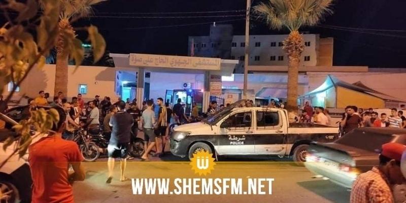 حادثة الدهس في قصر هلال: توجيه تهم القتل العمد ومحاولة القتل العمد للمتهم