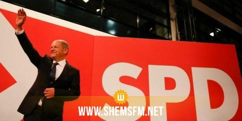 Allemagne : le parti social-démocrate remporte les élections fédérales