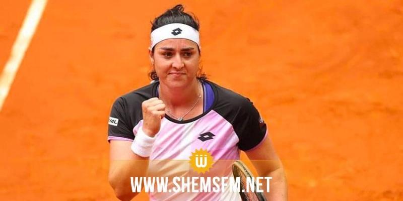 Ons Jabeur à la 16e place dans le nouveau classement WTA
