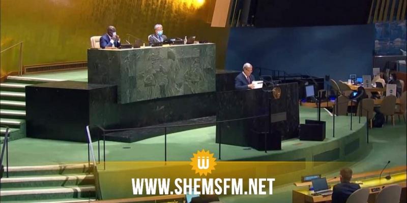 الجرندي: 'تونس شرعت في التأسيس لديمقراطية حقيقية وسليمة'
