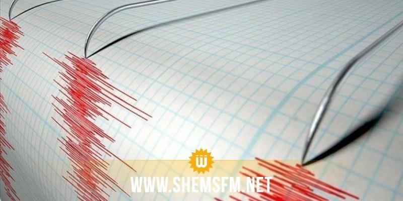 Une secousse tellurique d'une magnitude de 4,2 degrés à Metlaoui