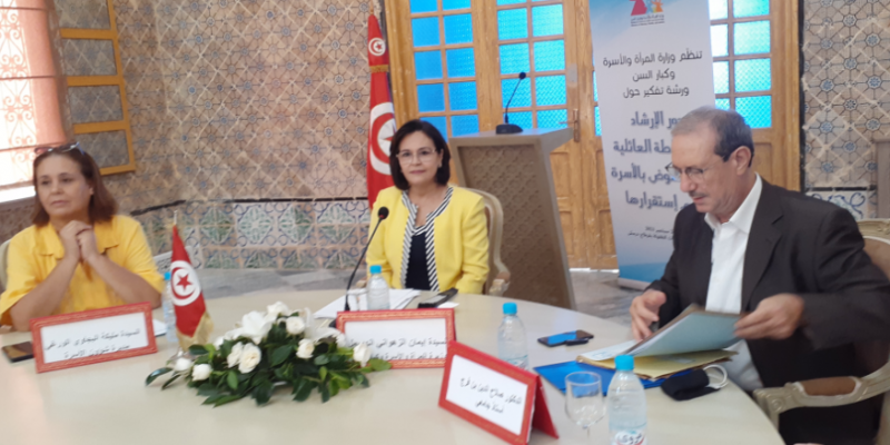 وزيرة المرأة تؤكد على ''أهمية دور الوساطة العائلية في النهوض بالأسرة ودعم إستقرارها''