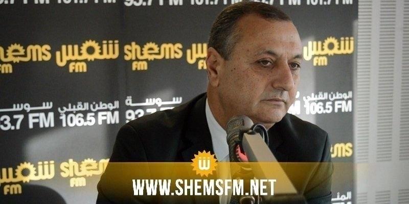 عصام الشابي: ''لنبحث عن حل وطني تونسي- تونسي ونغلق الباب أمام التدخل الأجنبي''
