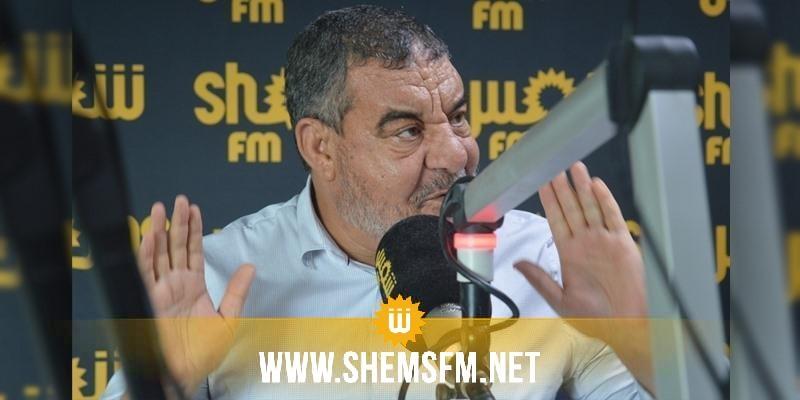 محمد بن سالم:'' قيادة النهضة أفسدت علاقاتها مع كافة الطيف السياسي''