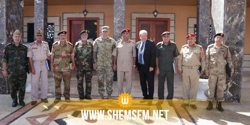 واشنطن : ملتزمون بوقف إطلاق النار في لبيبا وسحب جميع القوات الأجنبية
