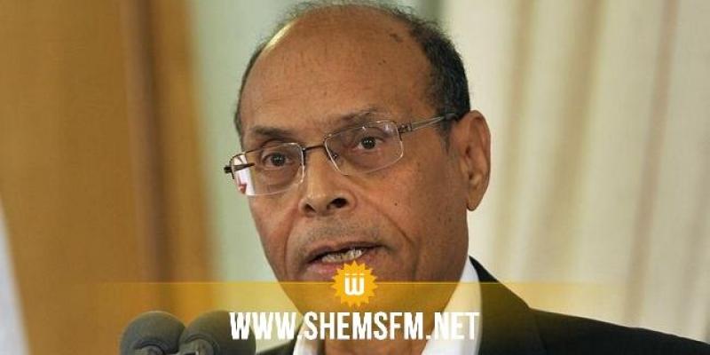 المرزوقي: 'سعيد انقلب على الديمقراطية ويجب تنظيم انتخابات رئاسية وتشريعية مبكرة'