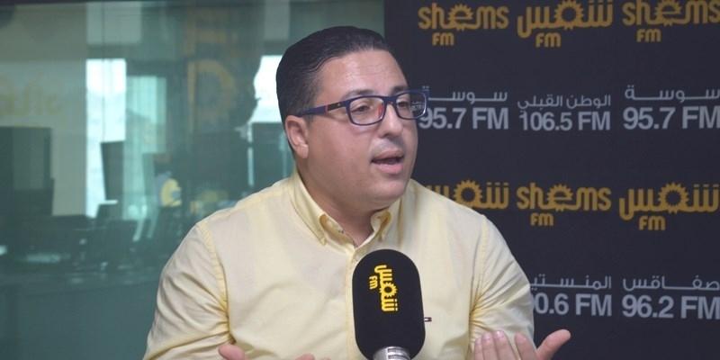 العجبوني: 'سرحان الناصري كاذب وكان منخرطا في حزب سليم الرياحي وتحول فجأة إلى ثوري'