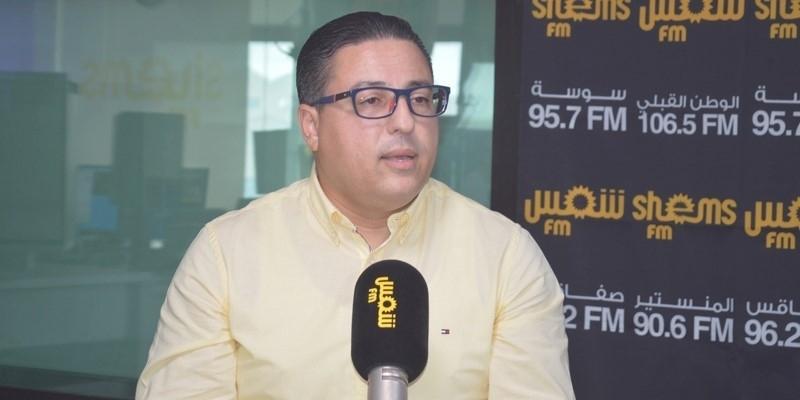 هشام العجبوني يدعو إلى حل البرلمان والتوجه إلى انتخابات تشريعية مبكرة