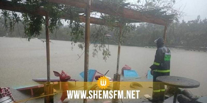 ارتفاع حصيلة ضحايا إعصار ''كومباسو'' في الفلبين إلى 30 شخصا