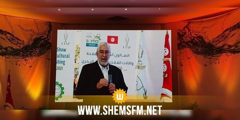 عبد المجيد الزار: ''من المهم اليوم العمل على تطوير السيادة الغذائية''