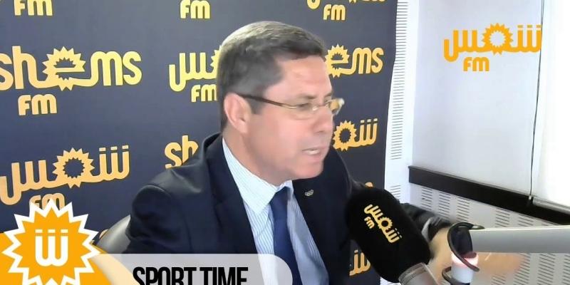 انتخاب محرز بوصيان نائب أوّل لرئيس اللجنة الدولية لألعاب البحر الأبيض المتوسط