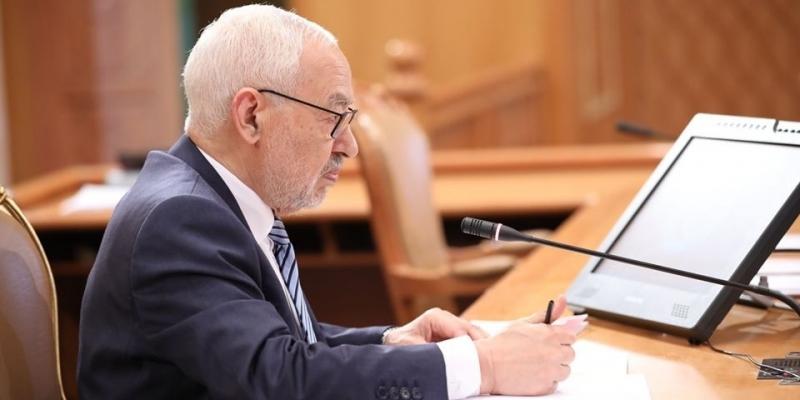 أمر رئاسي بإنهاء مهام رئيس وأعضاء ديوان راشد الغنوشي