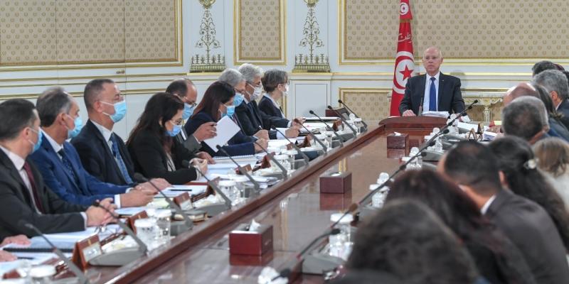 سعيد: 'ماذا يعني وضع تونس في جدول أعمال برلمانات أجنبية؟'