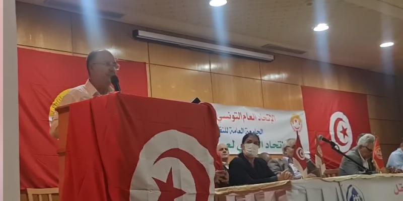 الطبوبي يدعو الشعب التونسي'' للوحدة وعدم التفرقة''