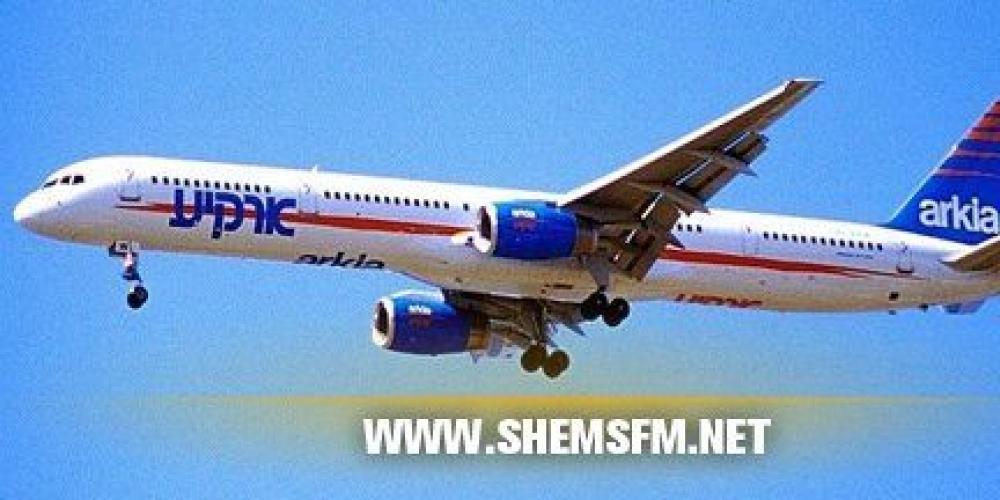 Les avions isra liens interdits de vol dans l espace for Vol interieur israel