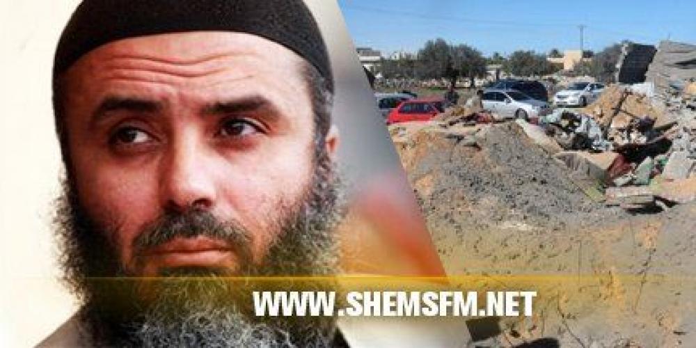 Décès d'Abou Iyadh suite au raid américain à Sabratha