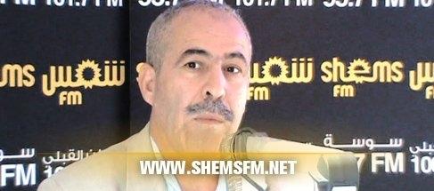 """وطني لزهر العكرمي:"""" الندوة الصحفية الأخيرة لوزارة الداخلية محاولة توظيف media_temp_141163569"""