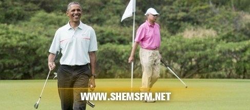 عالمي: باراك أوباما يجبر عروسين تغيير مكان زفافهما media_temp_142053168